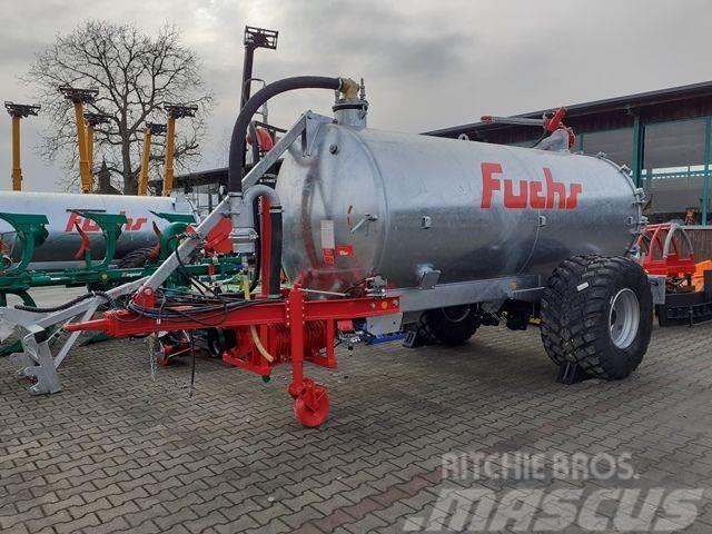 Fuchs VK 8 1 Achs ALPIN