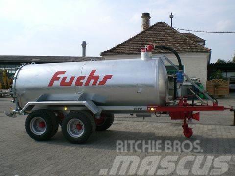 Fuchs VKT 7 Tandem 7000 liter