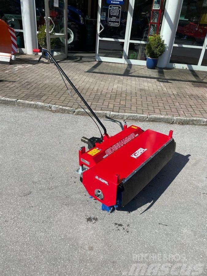Köppl Einwalzenkehrmaschine K100