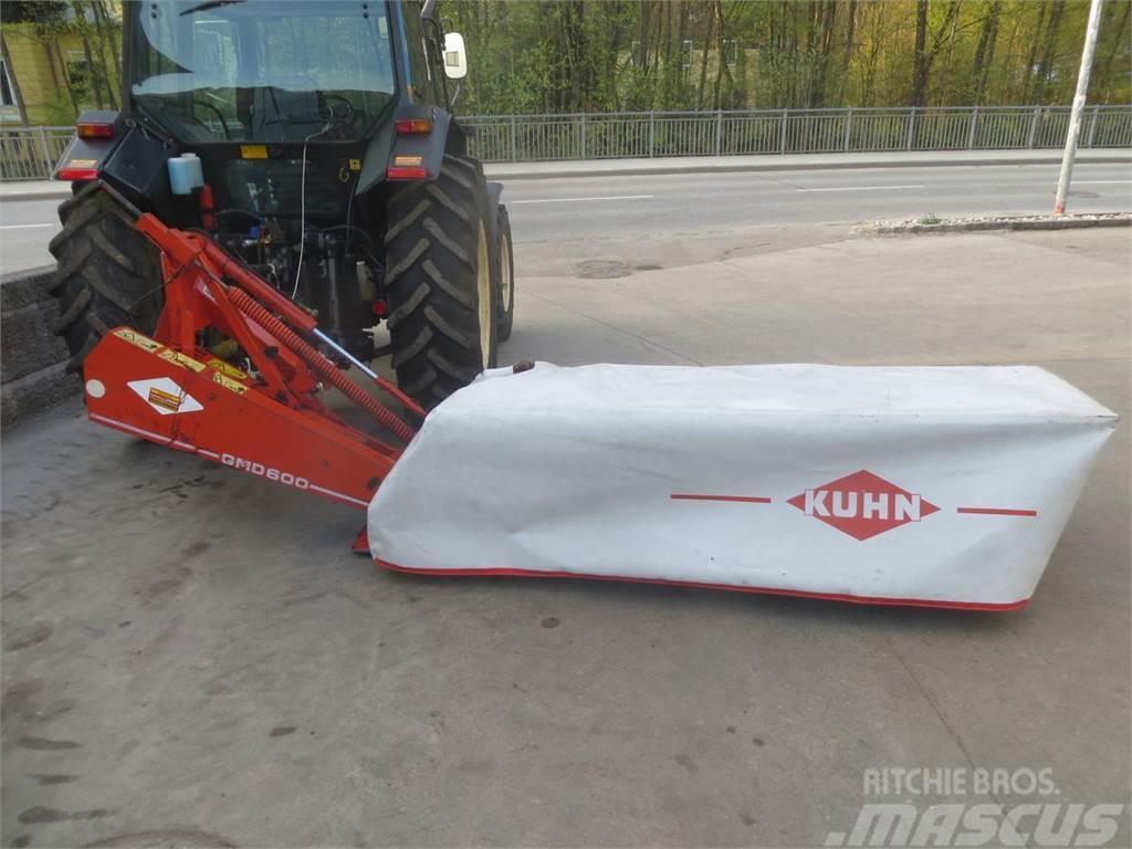 Kuhn GMD 600