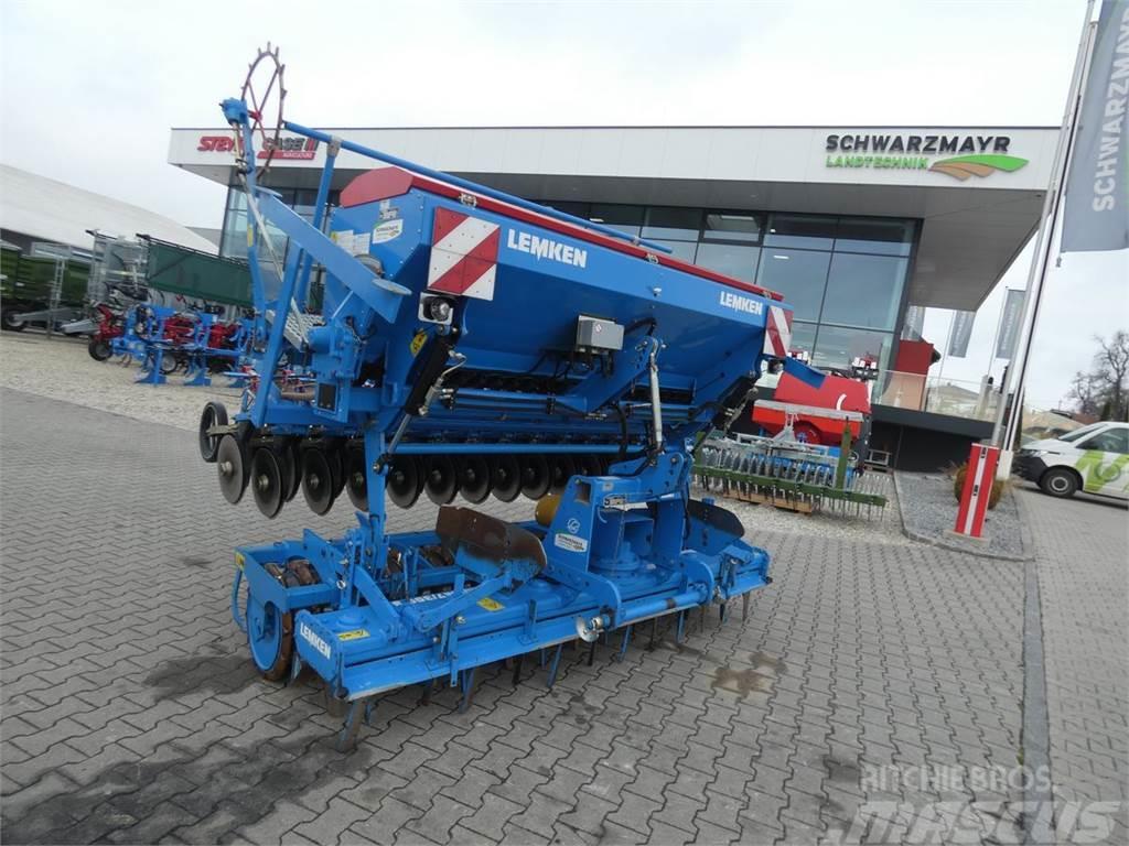 Lemken Zirkon 7/300+Saphir 7DS/300