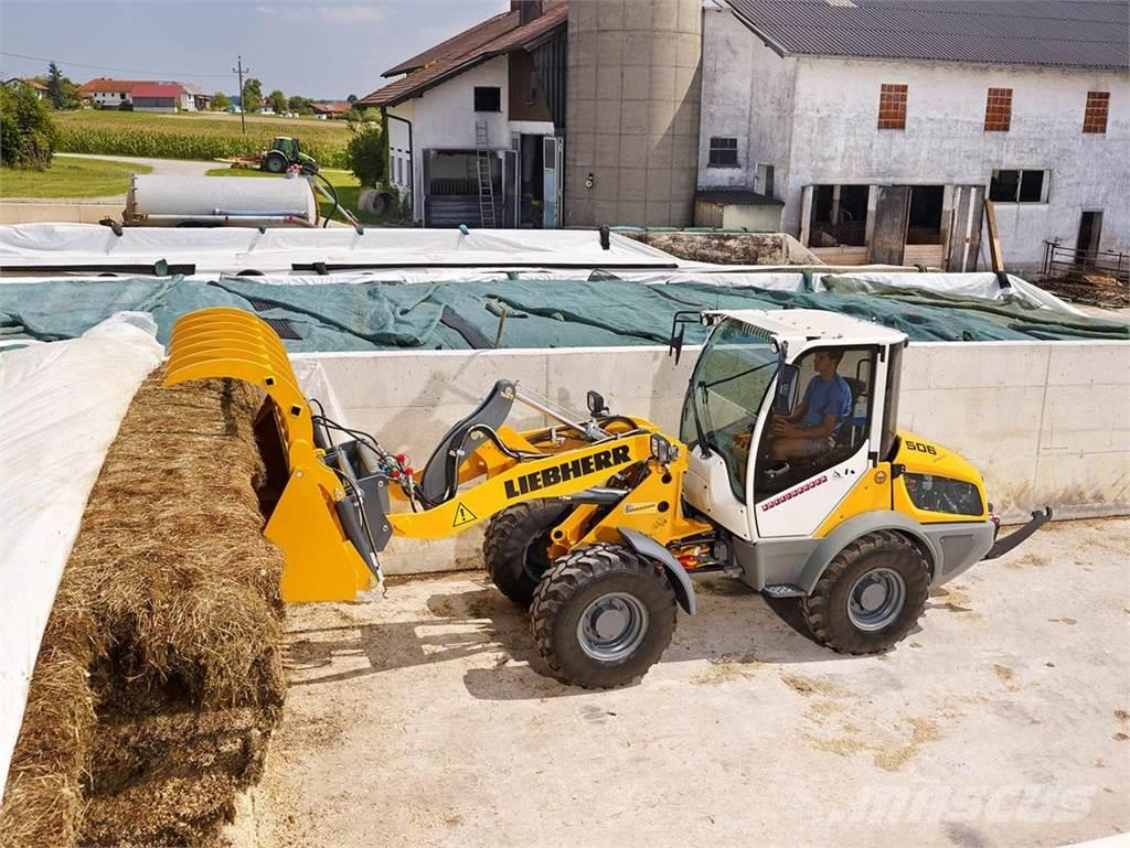 Liebherr L 506 Compact Agrar NEU AKTION