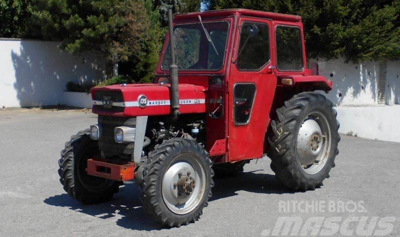 Massey Ferguson 135/6 Super Allrad