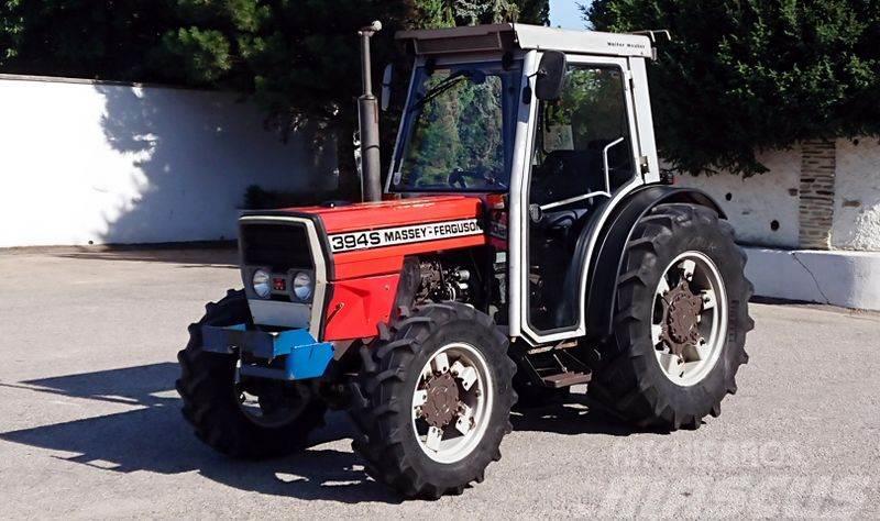 Massey Ferguson 394-4 S/F(Q)