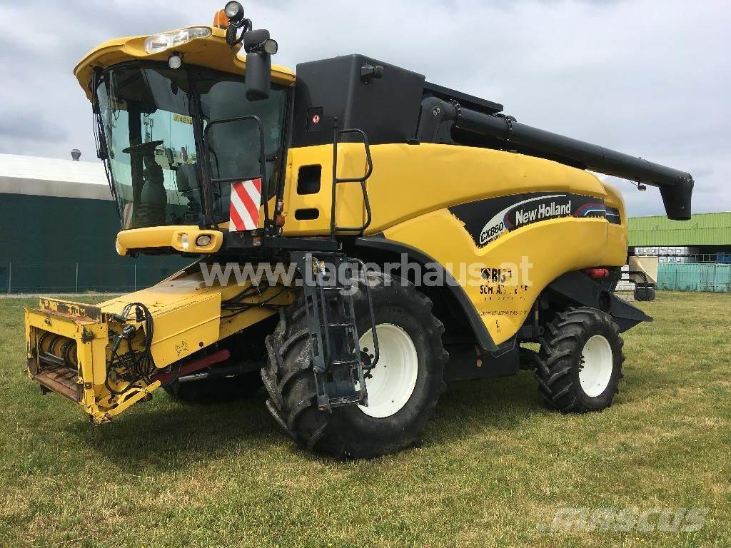 New Holland CX 860 Mähdrescher
