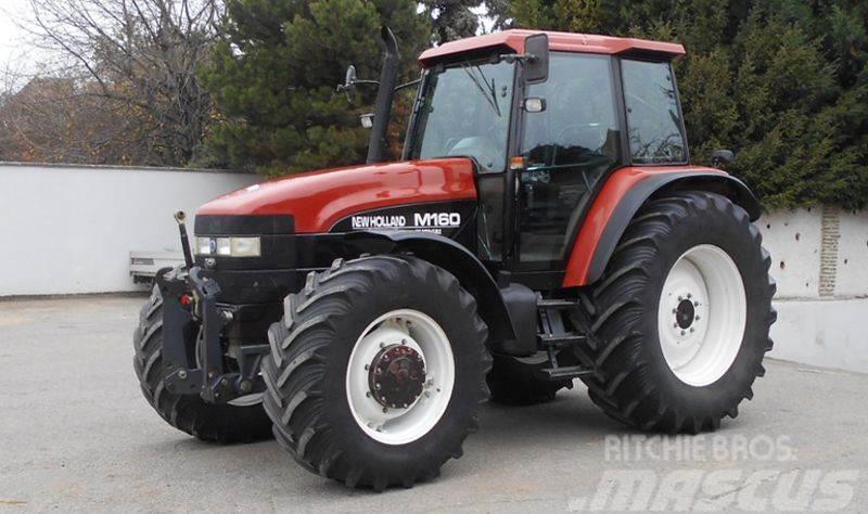 New Holland M 160/8560