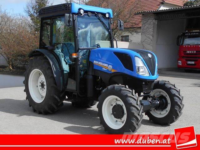 New Holland T4.80 F