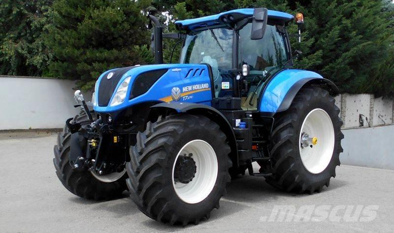 New Holland T7.270 Auto Command SideWinder II (Stage V)