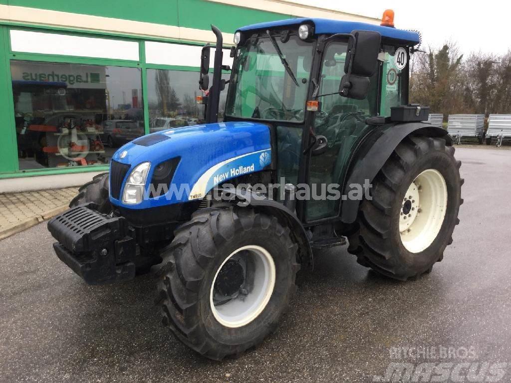 New Holland TND95D