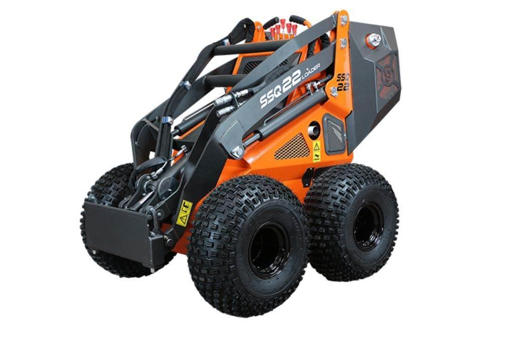 [Other] Cast SSQ 22 Minilader 4 WD