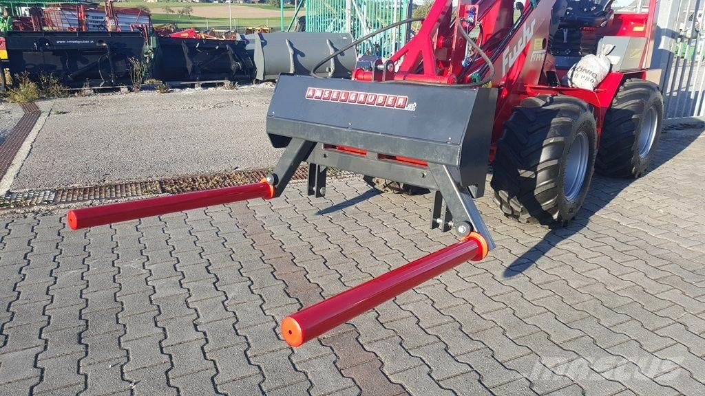 [Other] Dominator Ballentransportgabel hydraulisch & Spieß