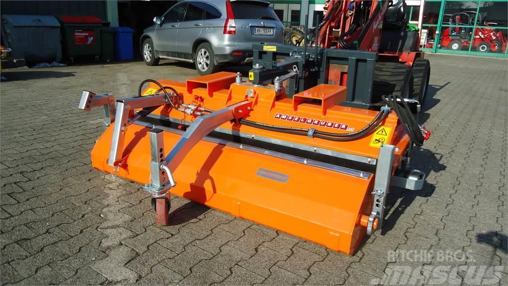 [Other] Dominator Kehrmaschine PROFI 120cm bis 230 cm AKTI