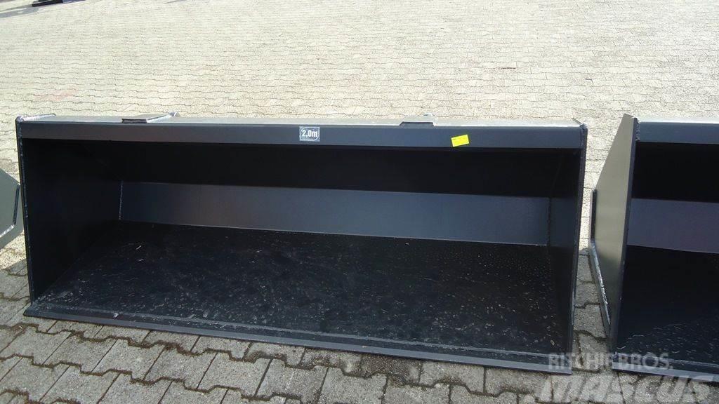 [Other] Dominator Schaufel 200 cm Mit EURO Aufnahme