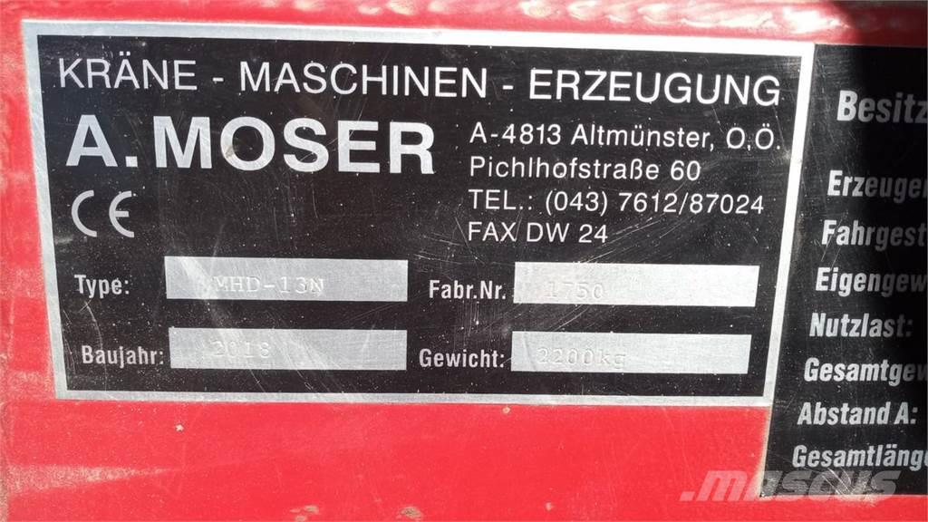 [Other] Moser MHD-13N mit MKL 7,2
