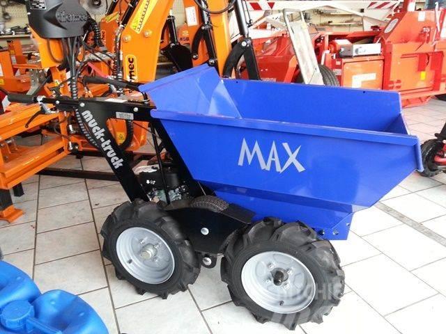[Other] Mucktruck MAX 365 kg Minidumper Motorschubkarre