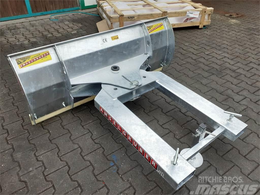 [Other] Schneeschild für Stapler 140 - 220 cm schwenkbar