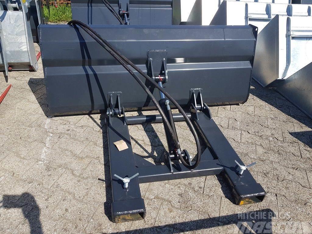[Other] Staplerschaufel hydraulisch von 100cm bis 300 cm