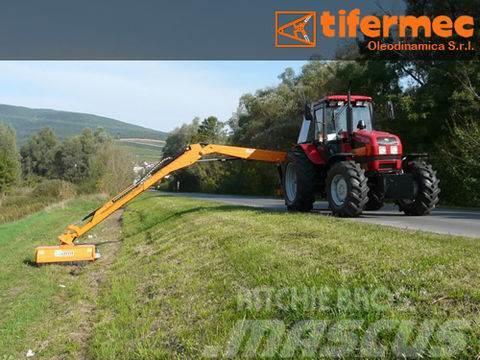 [Other] Tifermec Böschungsmäher für Traktoren von 20PS bis