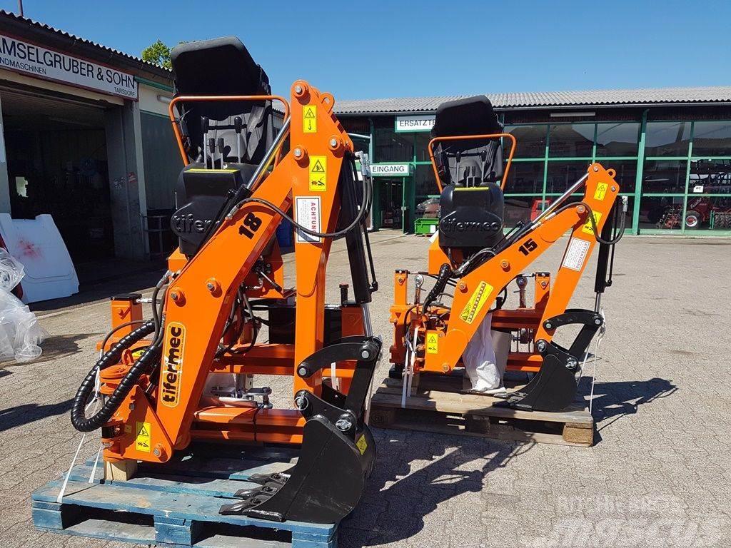 [Other] Tifermec Heckbagger T13-100 Jetzt zu Aktionspreise