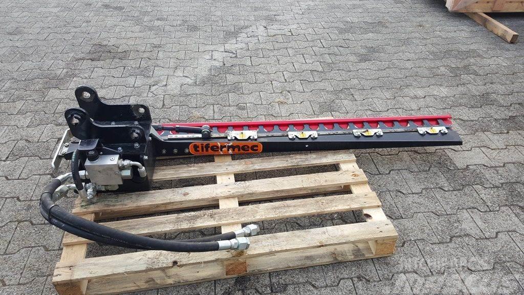 [Other] Tifermec Heckenschneider mit hydraulischen Antrieb