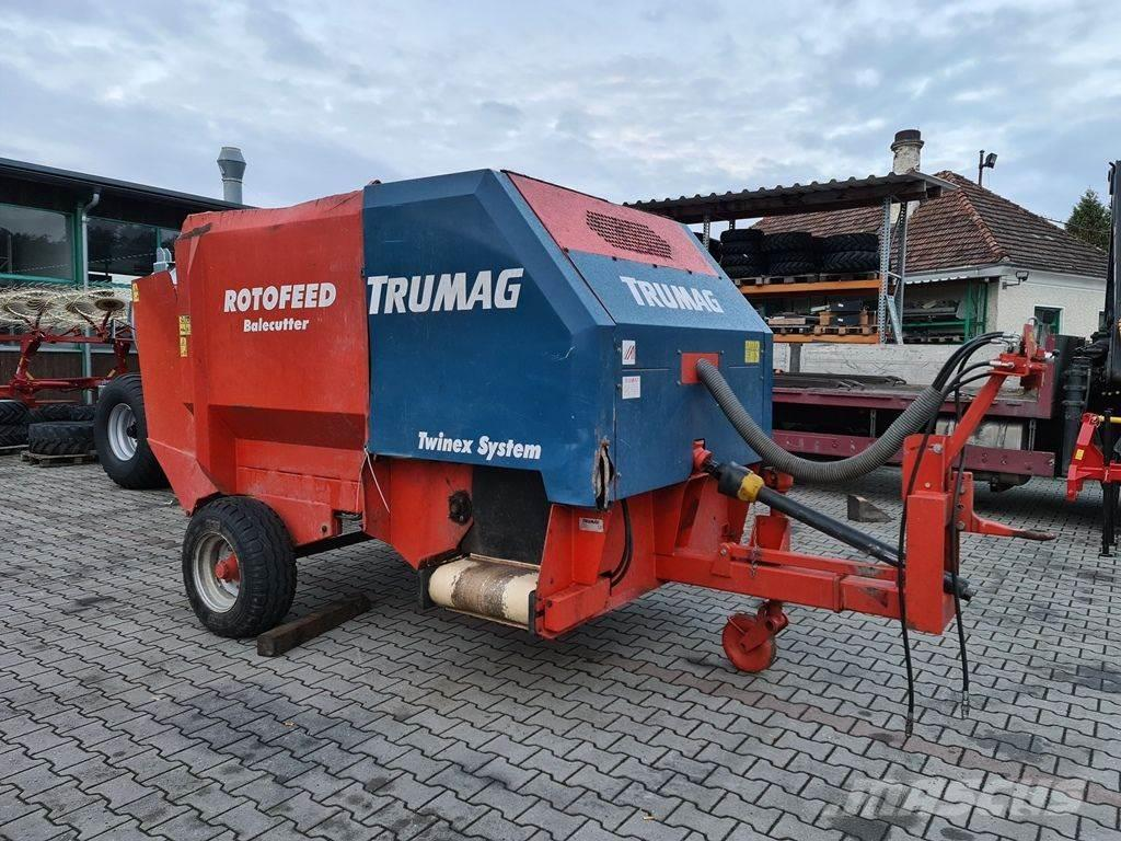 [Other] Trumag Rotofeed Twinex System Ballcutter