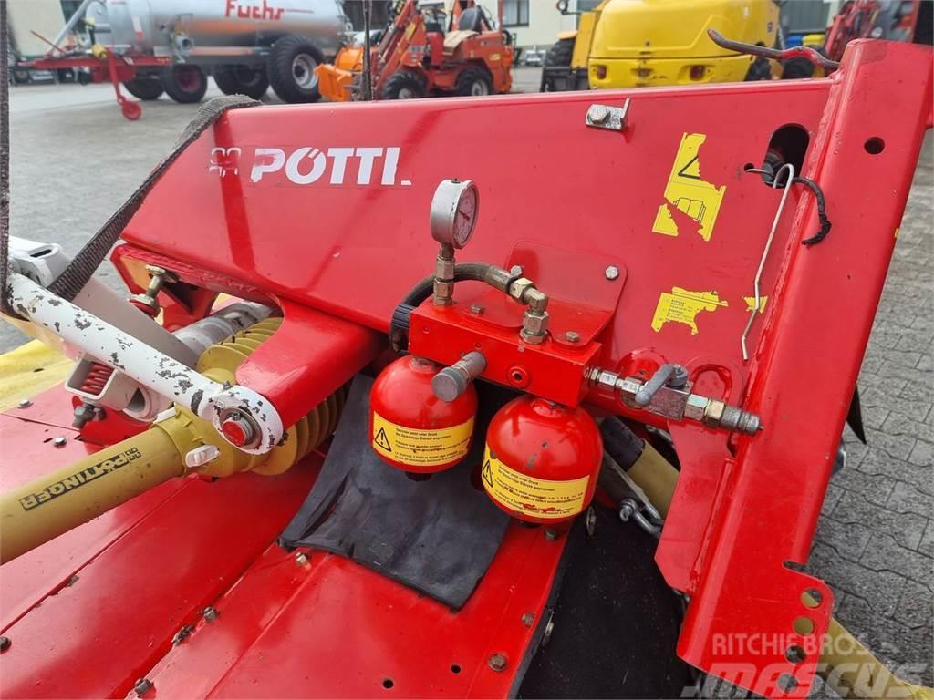 Pöttinger Novacat 306 ED mit Aufbereiter & Entlastung TOP