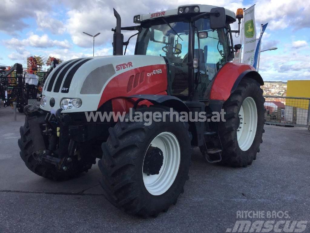 Steyr 6165 CVT