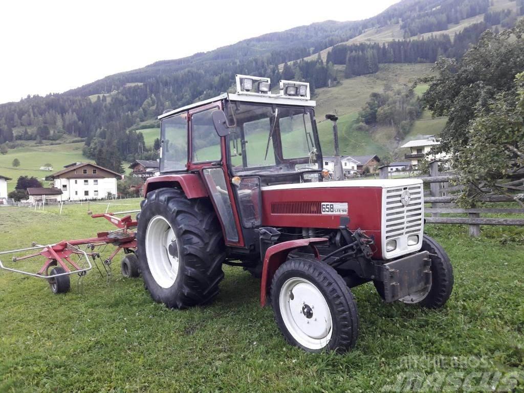 Steyr 658H