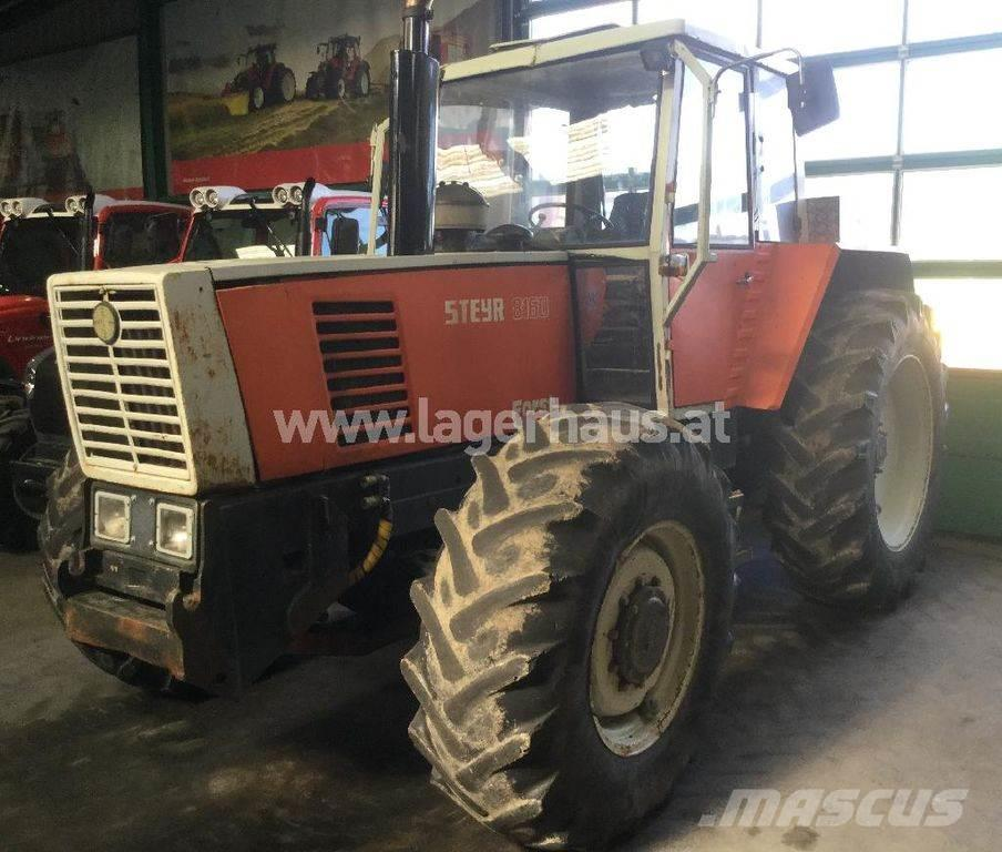 Steyr 8160 A
