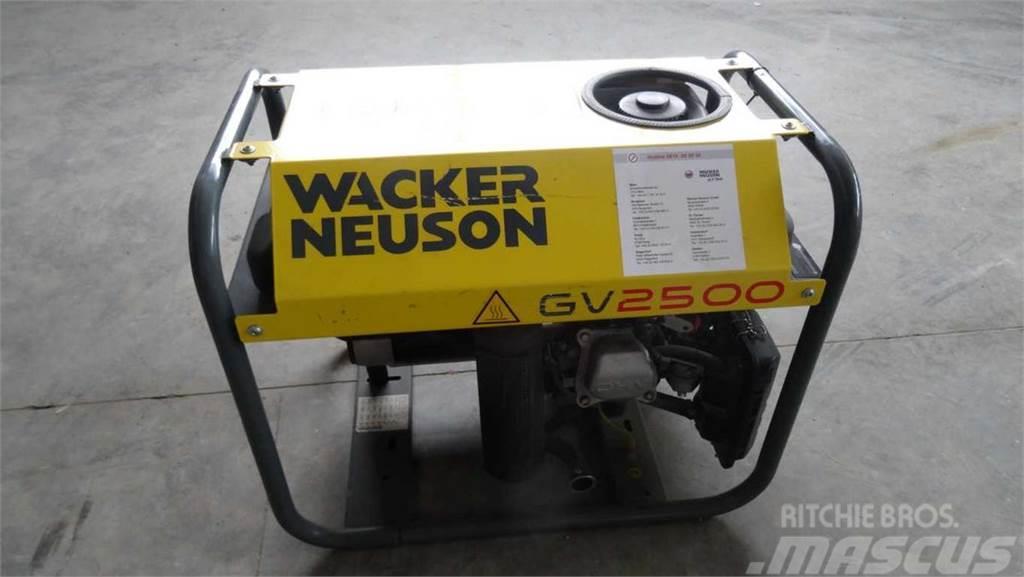 Wacker Neuson GV 2500A
