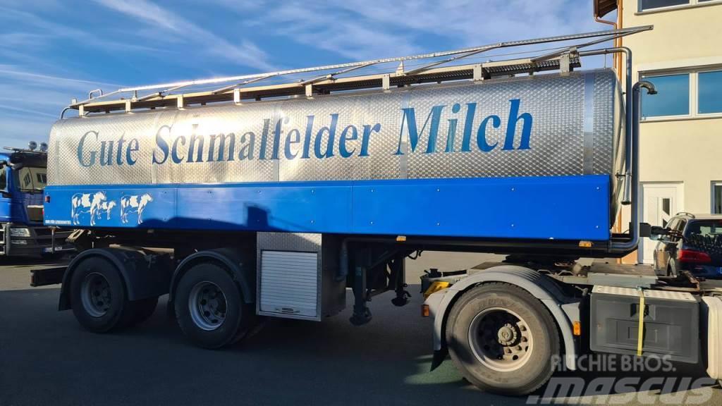 Langfeld Schwarte Edelstahltankauflieger 25.000 Ltr. (Nr. 4