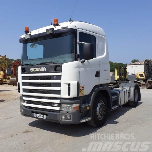 Scania 124L-400