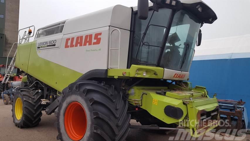 Claas 600
