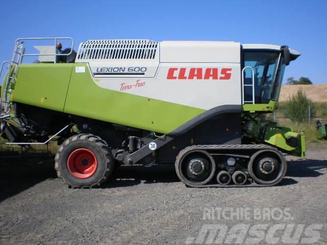 Claas 600 TERRA TRAC