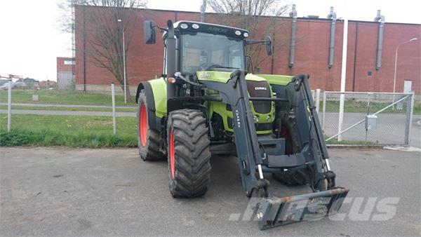 CLAAS ARION 510 +L