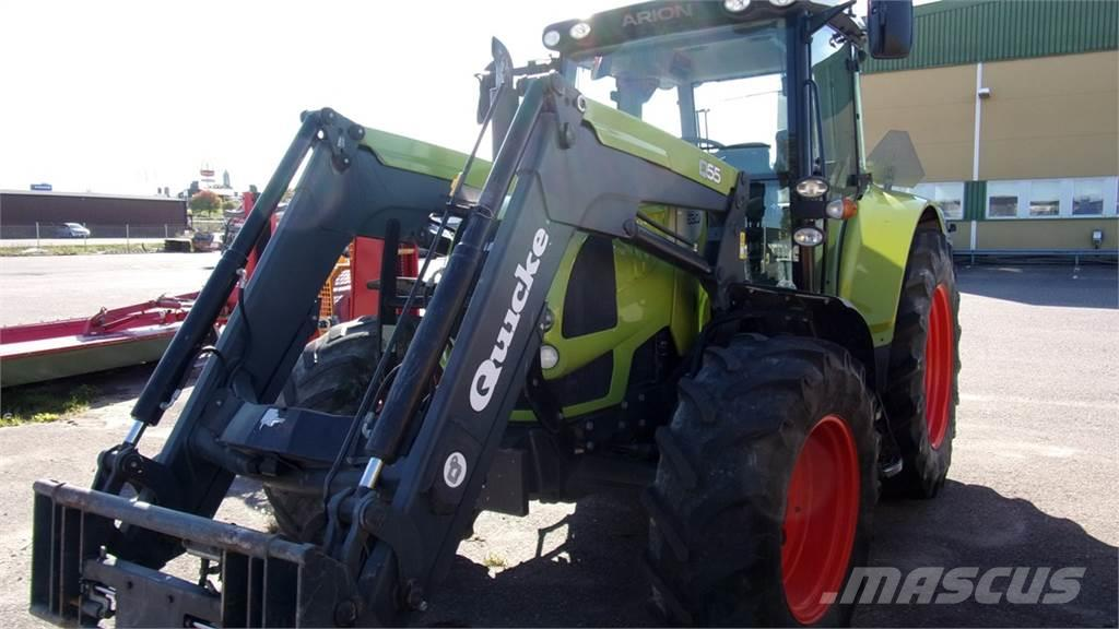 CLAAS ARION 520 CIS +L