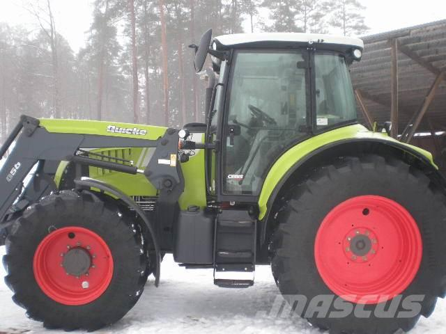 CLAAS ARION 640 CEBIS+L