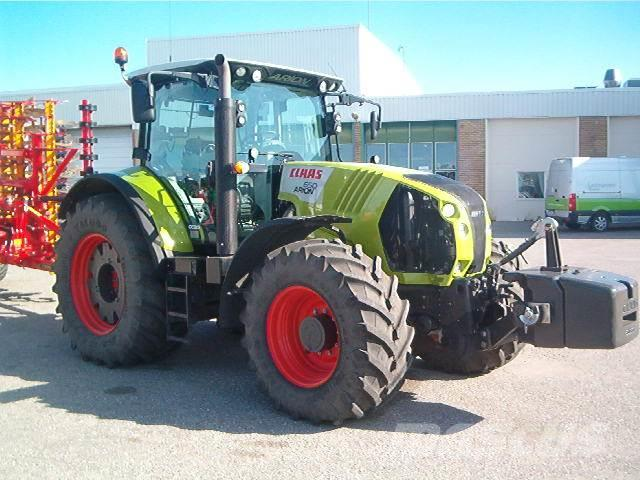 CLAAS ARION 650-4+F