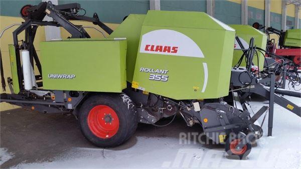 CLAAS ROLLANT 355 UNIWRAP