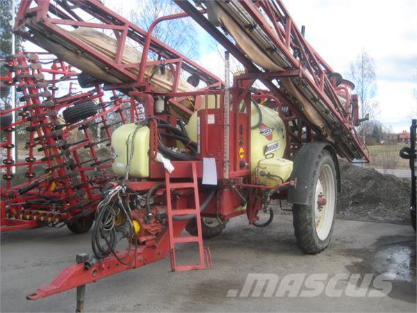 Hardi COMMANDER PLUS TWINFORCE 24 M