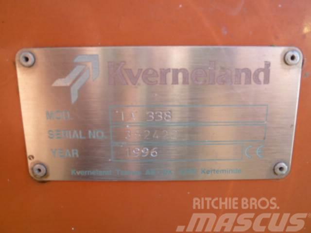 Kverneland Taarup TA338