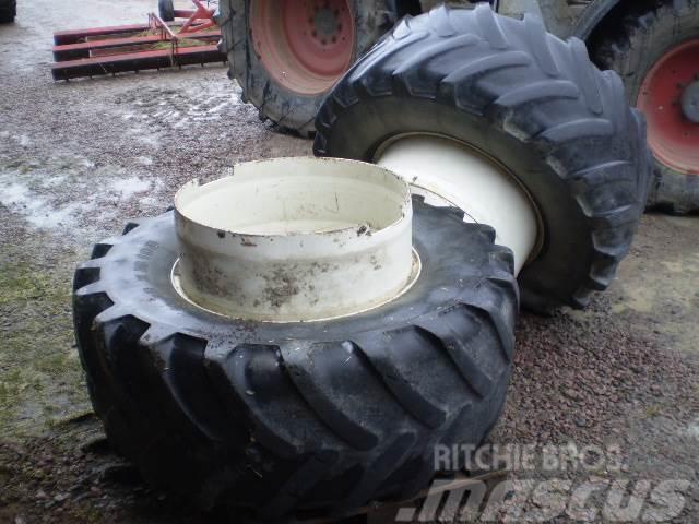 Michelin 540 & 650