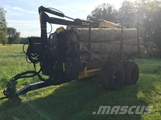 moheda 155 4 wd 2002 varnamo sweden used forest trailers mascus usa mascus usa