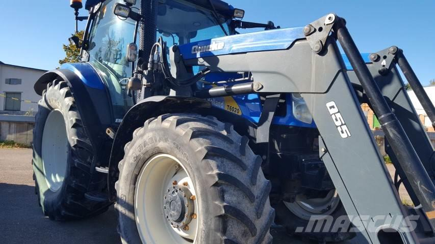 New Holland 6020 ELITE