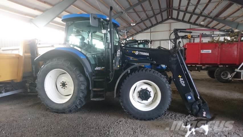 New Holland 6020 ELITE + L