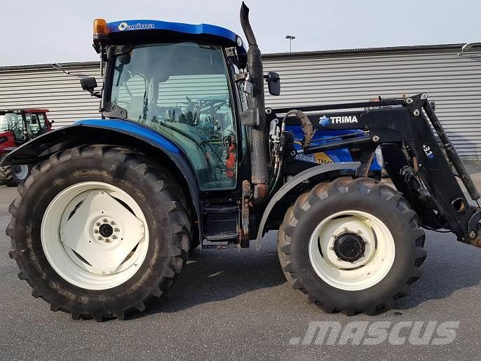 New Holland 6040 + L