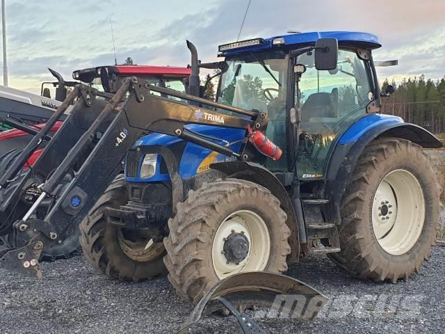 New Holland T6020+L