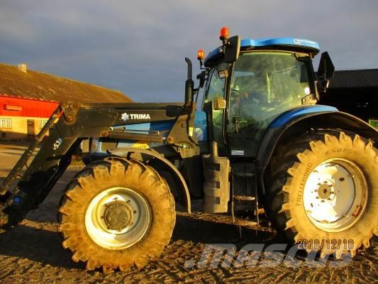 New Holland T6070+L