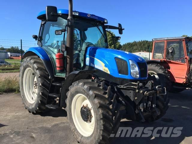 New Holland TS100A +FRL