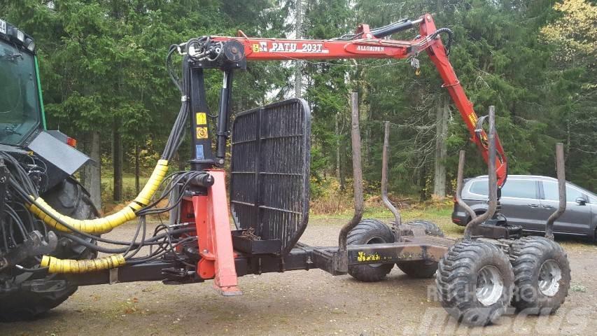 Patu 10HD-4WD EXTERN PUMP/TANK